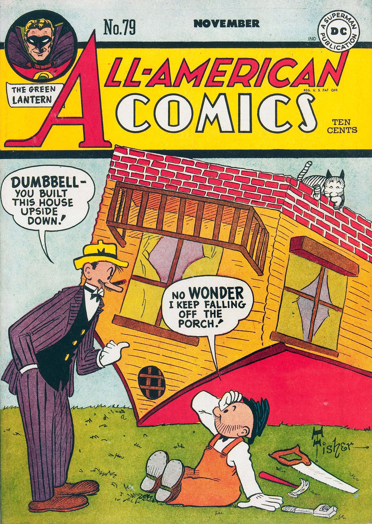 Read online All-American Comics (1939) comic -  Issue #79 - 1