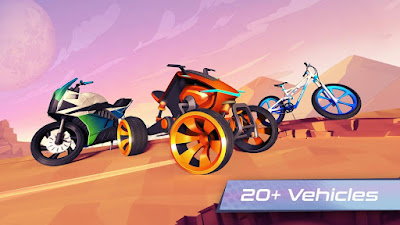 Gravity Rider Zero Mod Apk Fownload (Unlocked)