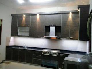 mozaik furniture jasa kitchen set murah jakarta