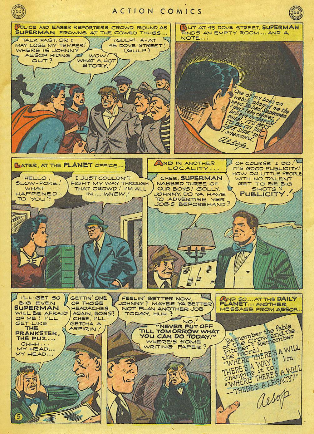 Action Comics (1938) 75 Page 6