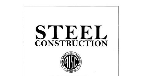 AISC Steel Construction Manual 13th ed 2005 (BOOK