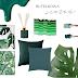 Hit tej jesieni: butelkowa zieleń - jak niewielkim kosztem wprowadzić ten kolor do mieszkania