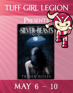 Blog Tour: Of Silver & Beasts by Trisha Wolfe