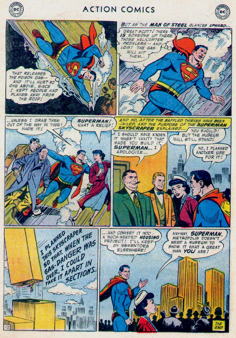 Read online Action Comics (1938) comic -  Issue #228 - 14