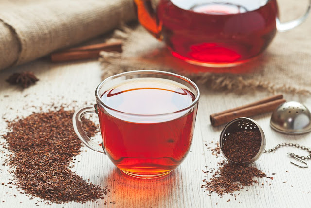 Red Tea Detox, Coffee, Tea, or Minerals?