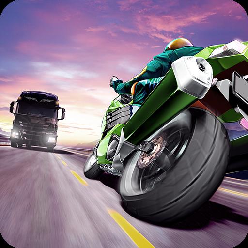 تحميل لعبه Traffic Rider مهكره اخر اصدار