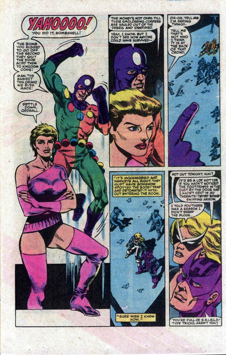 Hawkeye (1983) Issue #3 #3 - English 4