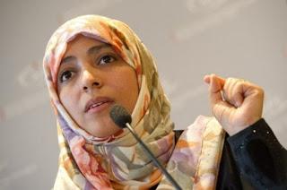 تغريدات توكل  كرمان لنعي محمد مرسي تثير موجة من الانتقادات