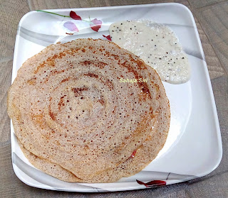 Multi grains dosa