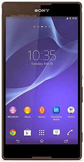 Spesifikasi dan Harga Sony Xperia T2 Ultra Terbaru 2014