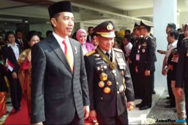 Kapolri Dipanggil Jokowi Terkait Suap? Mabes Polri: Acara Sama Menteri