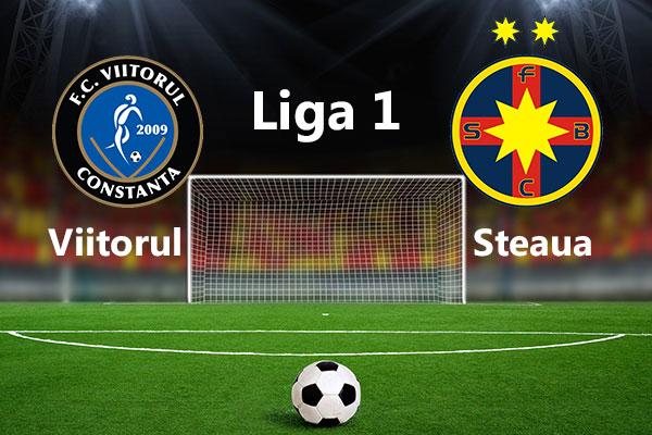 Urmariti meciul FC Viitorul - Steaua București Live pe DolceSport 1 si ProTV