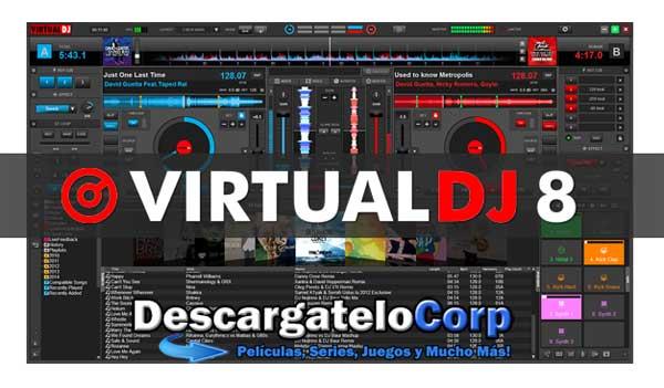 Descargar Virtual DJ Pro v8 Español + Portable