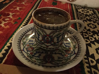 Kale Terrasse Göreme turkish coffee