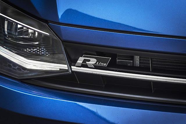 VW Polo R-Line 2019