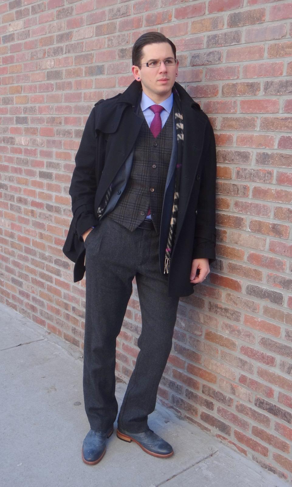 cc5bc8a4ec The Shy Stylist - a men s style blog  December 2011