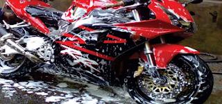 Cuci Mobil dan Cuci Motor