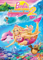 Download Barbie in a Mermaid Tale 2 (2012) DVDRip 300MB Ganool