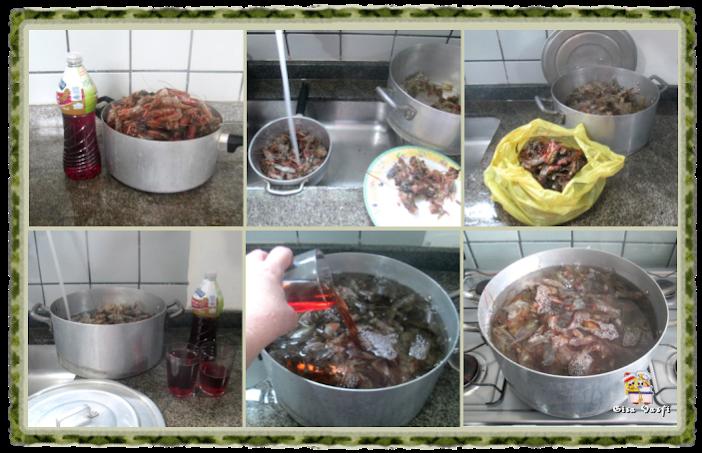 Farinha de camarão 7