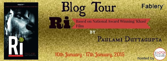 Blog Tour: Ri - Homeland of Uncertainty by  Paulami Duttagupta
