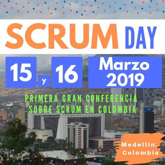 Scrum Day Colombia 2019