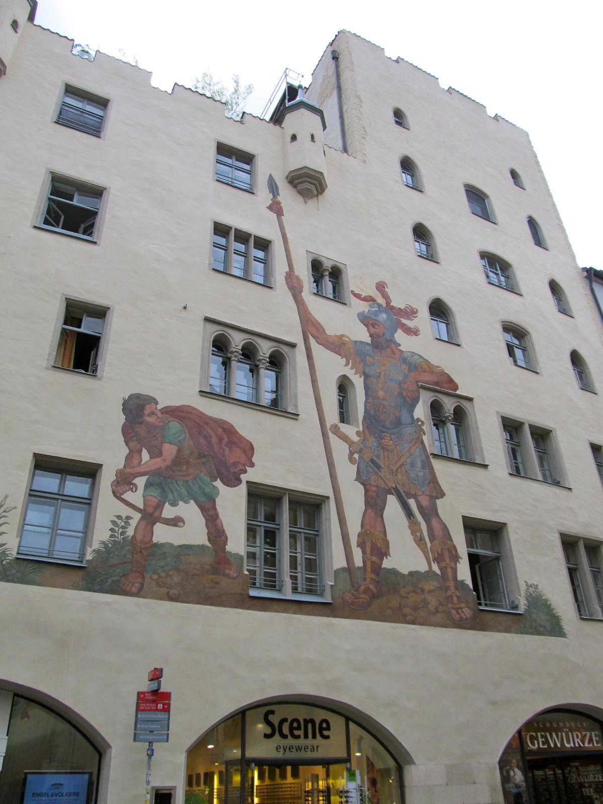 castra regina center regensburg