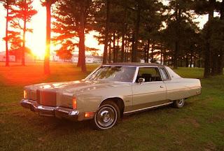1976 Chrysler New Yorker Brougham Front Left