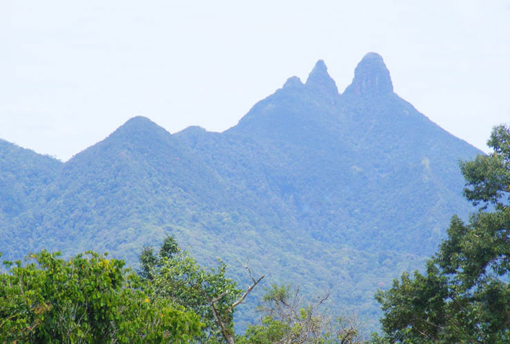 Gunung Daik Kabupaten Lingga Direktori Tempat Wisata