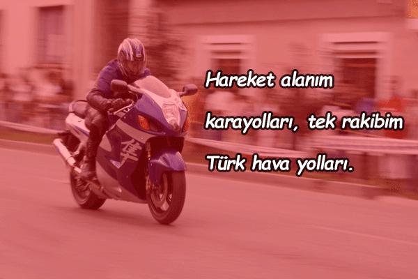 En Güzel Motorcu Sözleri