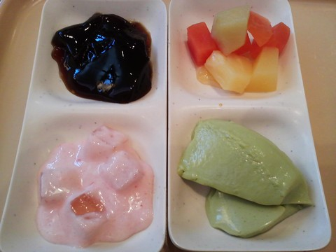 デザート ステーキガスト一宮尾西店2回目