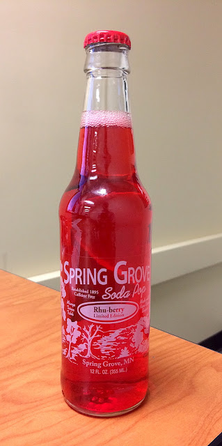 Spring Grove Limited Edition Rhu-berry