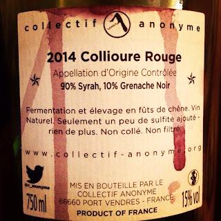 blog vin beaux-vins vins collioure rouge vegan
