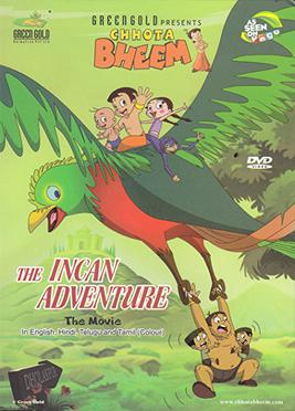 Chhota Bheem in the Incan Adventure