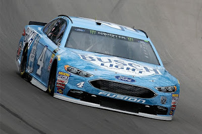 Kevin Harvick finished P2 in the Monster Energy #NASCAR Cup Series (MENCS) race in Texas