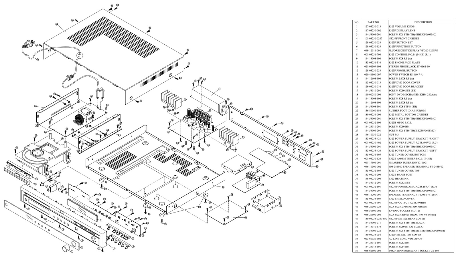 Wiring Diagrams For Home Theater Systems
