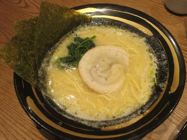 Shoyu Tonkotsu
