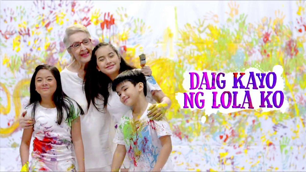Daig Kayo ng Lola Ko June 25 2017