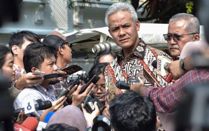 Kabar baik, Jika Tak Diusung PDIP, Ganjar Bisa Diambil Partai Lain...