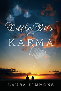 Little Bits of Karma - a paranormal romance by Laura Simmons