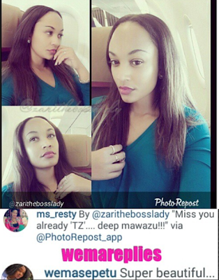 SWP: Wema Sepetu Pregnant of Twins, Here Is Her Leaked