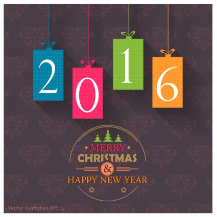 Background, hinh nen vector chuc mung nam moi 2016 ( Happy new year 2016 )