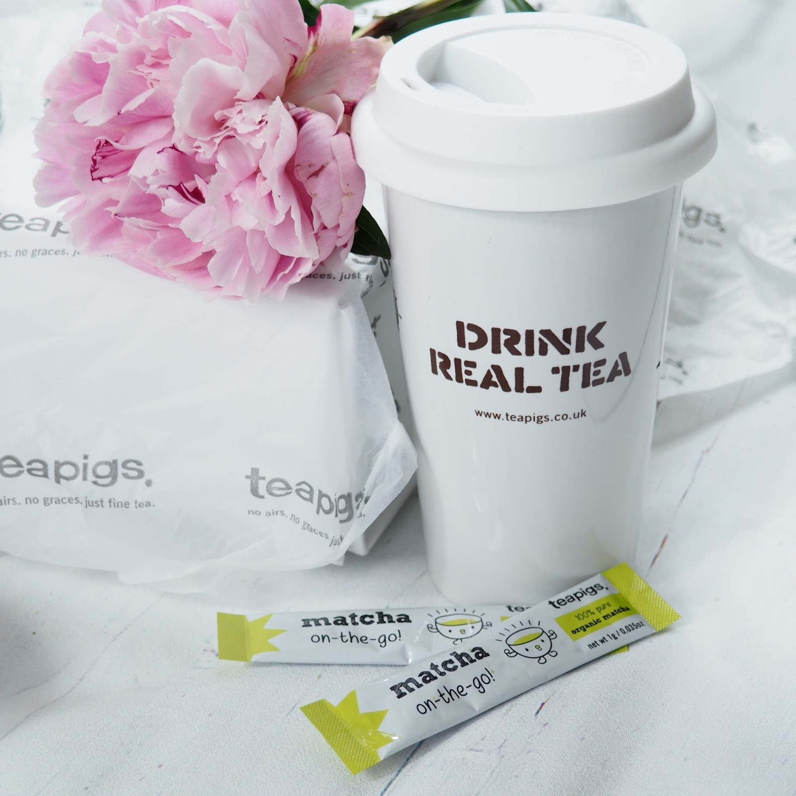 teapigs matcha tea review