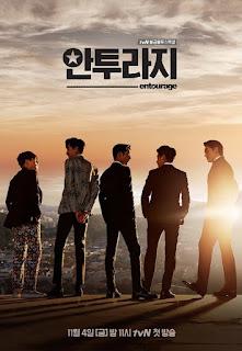 Sinopsis Drama Korea Entourage