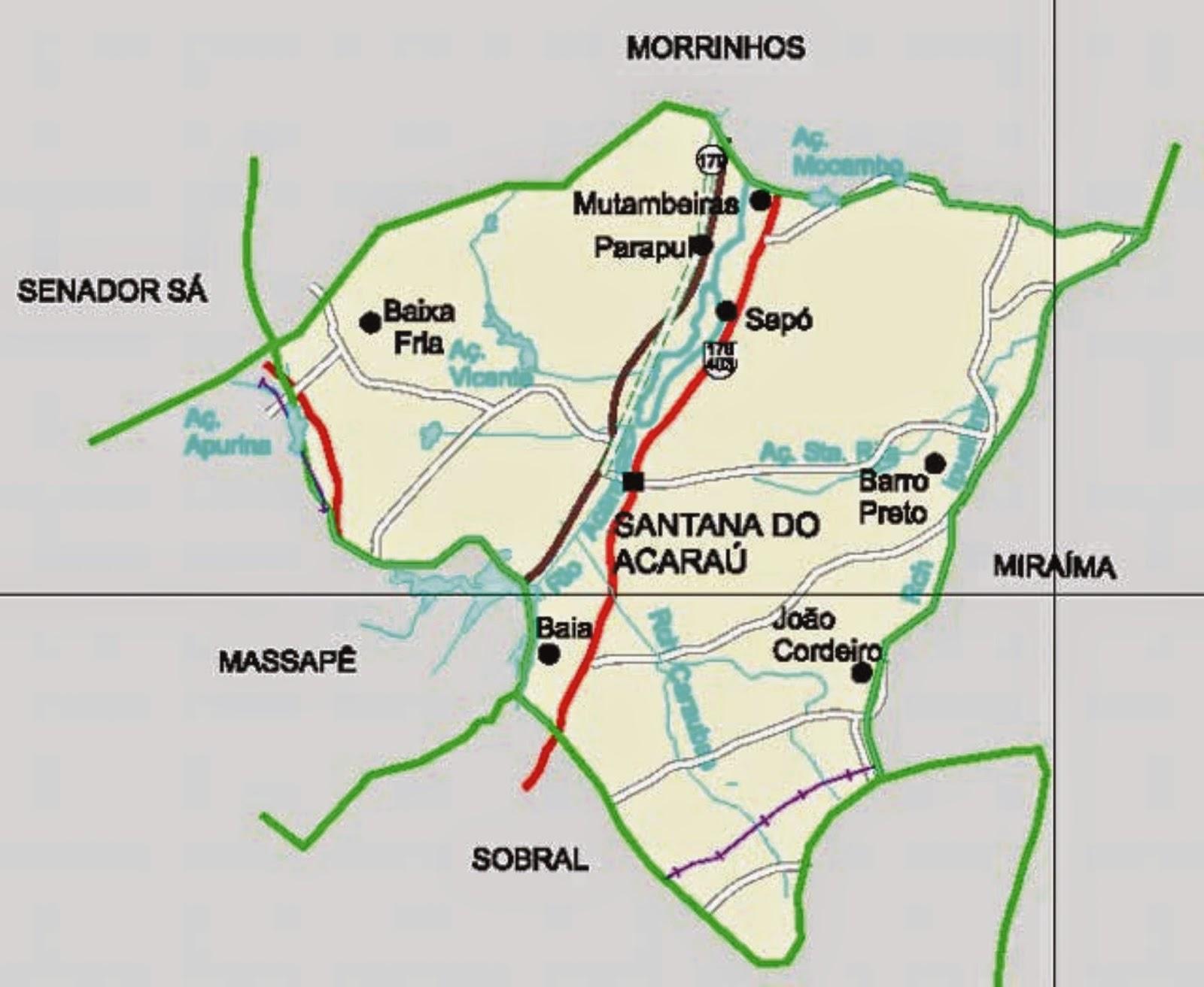 Resultado de imagem para Comitê da Bacia Hidrográfica do Acaraú celebra 15 anos de história