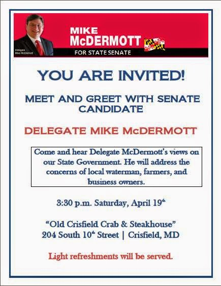candidate meet and greet