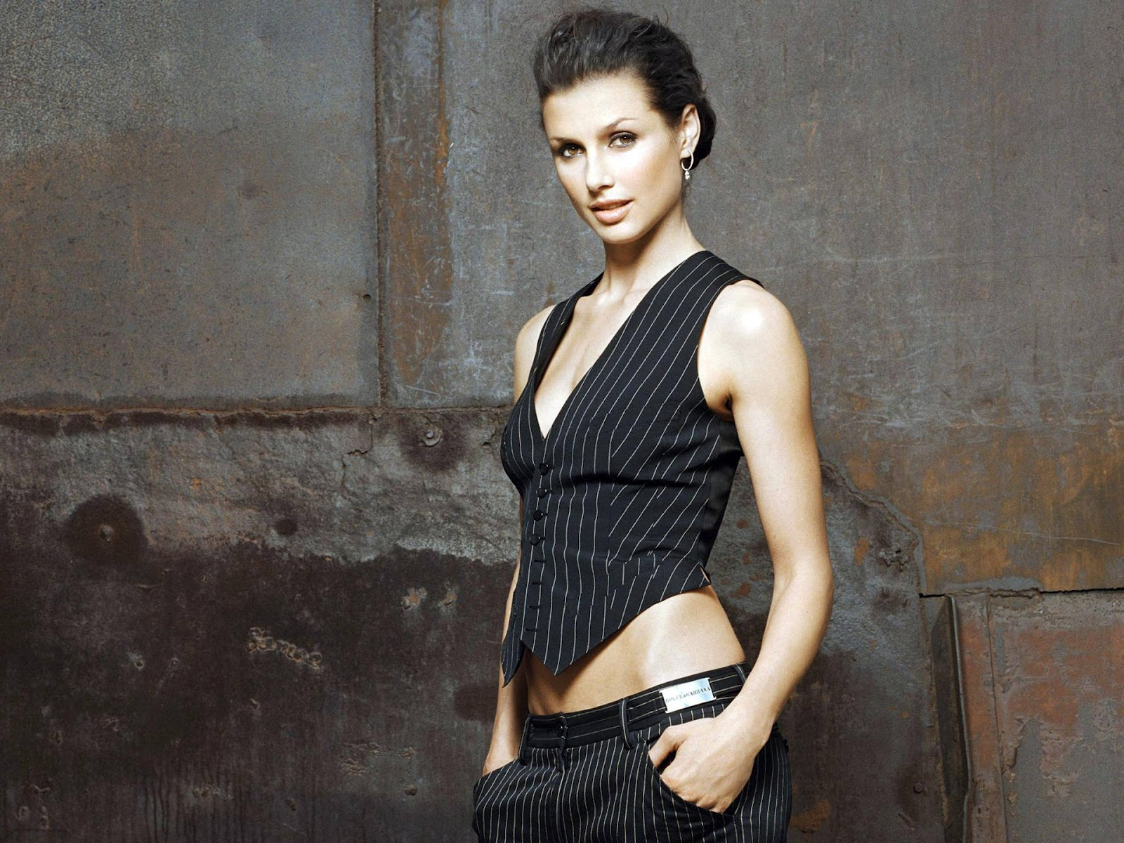 Bridget Moynahan  American Nude Girls Hot-7506