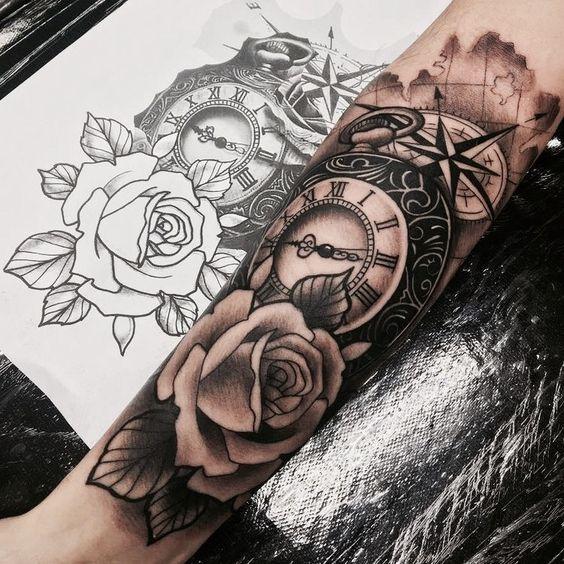 Forearm Tattoo For Men - Tattoo Ideas