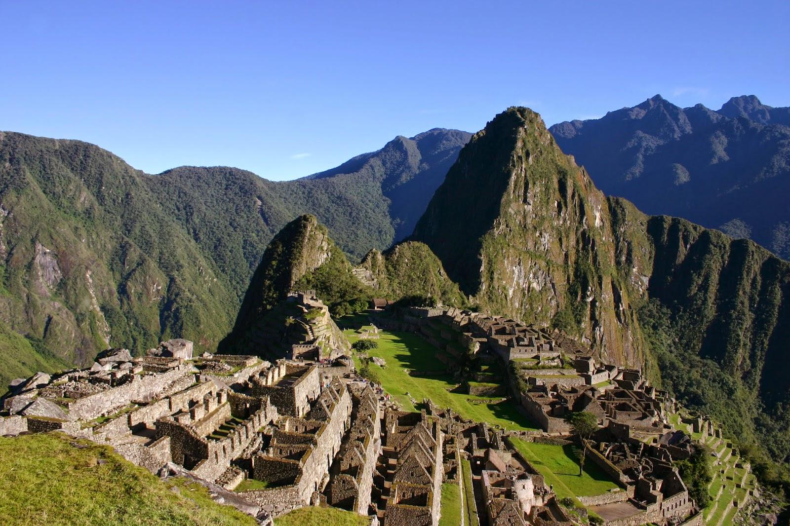 Tempat Wisata Dunia Machu Picchu Peru