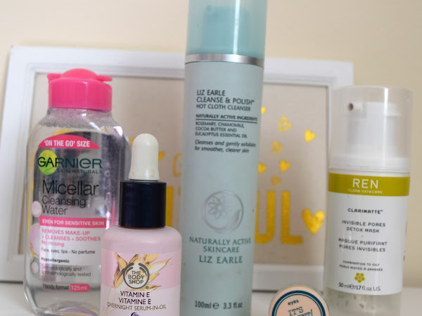 5 Skincare Holy Grail Products