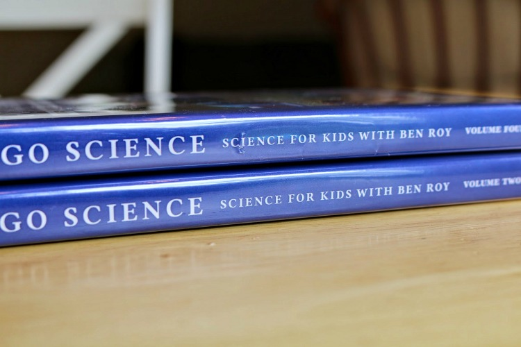 Science Experiment DVDs